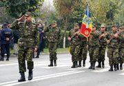 Ziua Armatei Romane, sarbatorita in toata tara printr-o serie de ceremonii. Programul evenimentelor desfasurate in Capitala