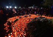 Un monument dedicat victimelor incendiului din Colectiv este amplasat în Piaţa Bucur şi va fi inaugurat duminică
