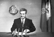 """Cum a interzis Nicolae Ceausescu concursurile cu premii in bani si masini la TVR: """"Sa blocati banii acestia! Aceste concursuri sa se faca cu elevii, cu pionierii!"""""""