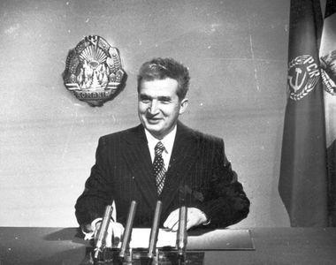 Cum a interzis Nicolae Ceausescu concursurile cu premii in bani si masini la TVR:...