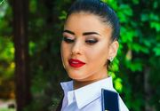 Cea mai sexy politista din Romania are un salariu modest! Luiza Ciuclea castiga 1.000 de lei pe luna si nu are case, terenuri sau masini