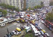 Trafic sau junglă? Sute de bucuresteni incalca regulile de circulatie in fiecare zi. Nici amenzile nu ii sperie! Imagini revoltatoare