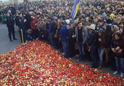 Traficul restrictionat duminica, in zona Pietei Bucur, pentru comemorarea unui an de la Colectiv
