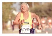 La 90 de ani, aceasta romanca a câstigat medalia de aur la 5.000 de metri la o competitie din Australia. Uite care e secretul ei