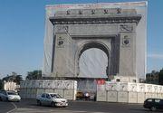 Lucrarile de restaurare la Arcul de Triumf, finalizate de-abia in 2018! Intarzierea fata de planul initial este de trei ani!
