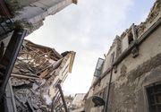 Italia, zguduita din nou serios. Peste 20 de replici ale unui cutremur s-au produs azi in centrul tarii