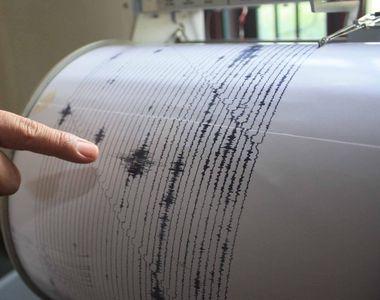 Cutremur cu magnitudinea 4,1 pe scara Richter in Vrancea