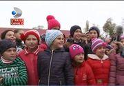 Gestul emotionant facut de Gigi Becali. 500 de copii zambesc acum datorita lui. Ce surpriza le-a facut