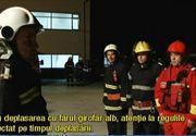 Simulare cu peripeţii şi situaţii tragicomice pentru pompierii români. Singurul multumit: Klaus Iohannis