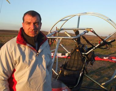 Pilotul paramontului prabusit la Comana a depus plangere penala impotriva medicilor...