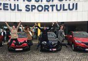 Sportivii romani medaliati la Jocurile Olimpice de la Rio au primit masinile promise. Uite cum arata