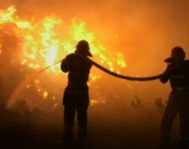 Roman mort intr-un incendiu din Italia