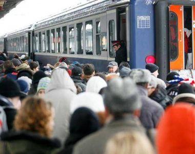 CFR Calatori elibereaza din 7 noiembrie permisele de calatorie pentru pensionari, cu...