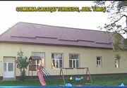 In Timisoara, oamenii nu au apa potabila la robinete, dar primarul a renovat doua scoli, desi in localitate NU sunt elevi