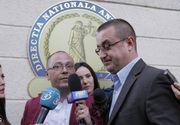 """Sorin Blejnar a fost retinut intr-un nou dosar in care e acuzat de trafic de influenta. Fostul sef ANAF, scos cu catuse din sediul DNA: """"Sunt total nevinovat"""""""