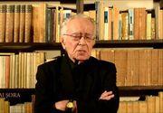 """Mihai Sora, creatorul colectiei """"Biblioteca pentru toti"""" implineste astazi 100 de ani: """"Dragi prieteni, daca e luni, apare soarele"""""""
