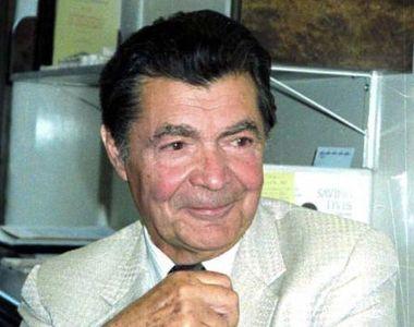 Ultima dorinta a lui George Emil Palade, castigatorul Premiului Nobel pentru medicina:...