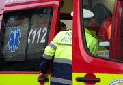 Bacau: Patru persoane au fost ranite in urma unui accident provocat de un sofer baut si fara permis