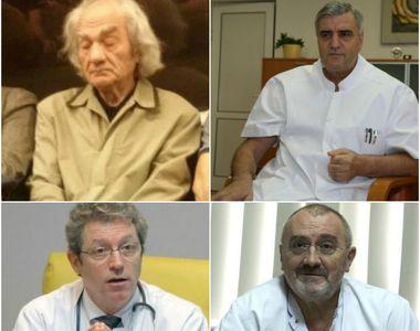 Cat castiga cei mai cunoscuti medici ai Romaniei! Veniturile lor ajung si la 12.000 de...