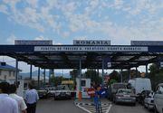 MAE: Punctul de frontiera Sighetu Marmatiei-Solotvino este inchis pentru traficul rutier din cauza unor proteste