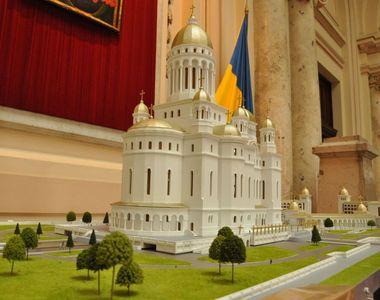Primul şi cel mai mare clopot de la Catedrala Mântuirii Neamului a fost turnat la...