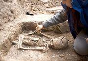 Au descoperit un mormant roman pe santierul autostrazii Sebes-Turda