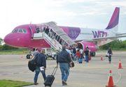 Incident pe aeroportul din Cluj-Napoca! O cisterna a lovit un avion Wizz Air. Cursa a fost amanata