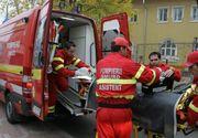 Un pompier a fost ranit in timpul interventiei pentru stingerea incendiului izbucnit in Piata Romana