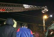 De la ce a pornit incediul devastator de marti seara din Bucurestii Noi. Patru case au fost mistuite de flacari