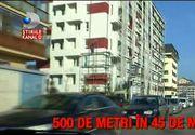 Drumul desprins din iad. Faci 500 de metri in 45 de minute. Se intampla pe o strada din Bucuresti