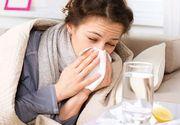 Al treilea caz de gripa a fost confirmat in ultima saptamana