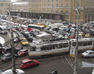 Gabi Firea explica de ce traficul e sufocant in Bucuresti: Din cele 434 de intersectii,...