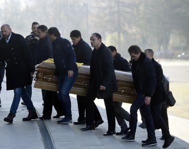 Daniel Prodan va fi inmormantat la cimitrul Sfantul Ilie, din Pipera, la ora 13:00