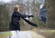 Meteorologii au emis un cod galben de vant puternic in sapte judete, dar si o atentionare de ceata in judetul Harghita