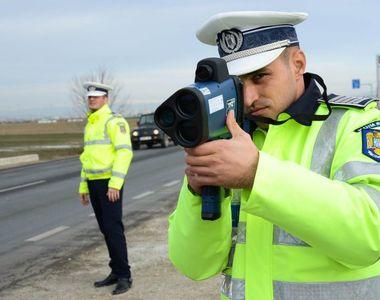 Sofer prins pe Autostrada A3 in timp ce conducea cu viteza de 235 de kilometri pe ora