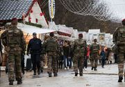 Posibile atentate teroriste in Europa in perioada sarbatorilor