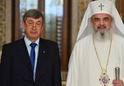 Ambasadorul Rusiei, primit de Patriarhul Daniel. Valery Kuzmin a apreciat autoritatea morala a Bisericii in apararea familiei traditionale