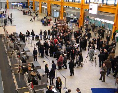 Sapte curse aeriene au intarzieri din cauza cetii de pe Aeroportul International Cluj