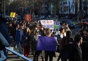 """Unul dintre organizatorii marsului """"Dumnezeu nu face politica"""" sustine ca ar fi fost amenintat cu moartea. El a depus o plangere penala"""