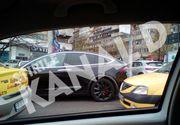 Masina SF, care se conduce singura, fotografiata pe strazile din Bucuresti! Un roman a platit 140.000 de dolari pe singurul SUV de lux 100% electric: Tesla X