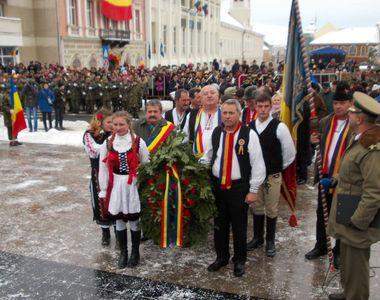 """UDMR si Partidul Civic Maghiar refuza sa participe la parada de 1 decembrie: """"Pentru..."""