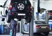 Cat cheltuie in medie un roman pe an pentru a-si repara masina in service