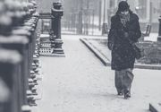Meteorologii anunta cod galben de ninsoare si viscol in patru judete din Romania