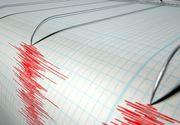 Vrancea: Cutremur cu magnitudinea de 3,5 pe scara Richter