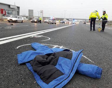 Constanta: Un pieton a murit dupa ce a fost lovit de mai multe autoturisme. Din cauza...