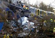 Tragedie feroviara in Romania. Doua locomotive s-au ciocnit grav in Targu Jiu. Un mecanic de tren a murit, celalalt este grav ranit