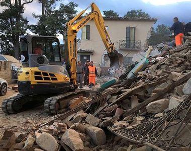 Un nou cutremur a lovit centrul Italiei. Seismul a avut o magnitudine de 4.4 pe scara...