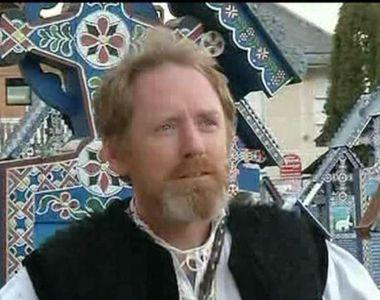 Peter Harley, irlandezul cu suflet de roman! A dus numele tarii noastre in intreaga...