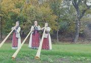 Ei sunt averea tarii noastre! Mesterii care duc mai departe traditiile si obiceiurile romanesti. Ei sunt tezaurele vii ale Romaniei