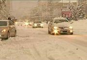 Iarna a pus stapanire pe Maramures. Stratul de zapada depaseste deja jumatate de metru! Odata cu ninsoarea au aparut si primele probleme. Ce s-a intamplat